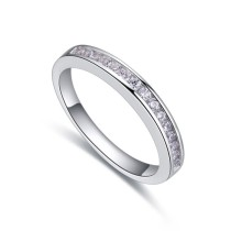 silver ring 22282