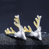 silver earring MYE280