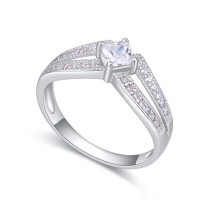 silver ring 22299