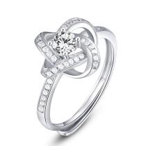 silver ring MLR78