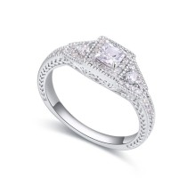 silver ring 22459