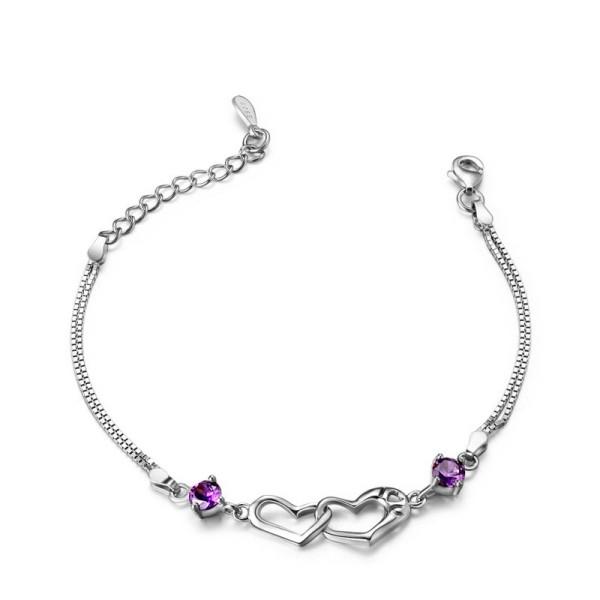 silver bracelet MLL8