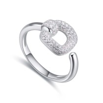 silver ring 22457