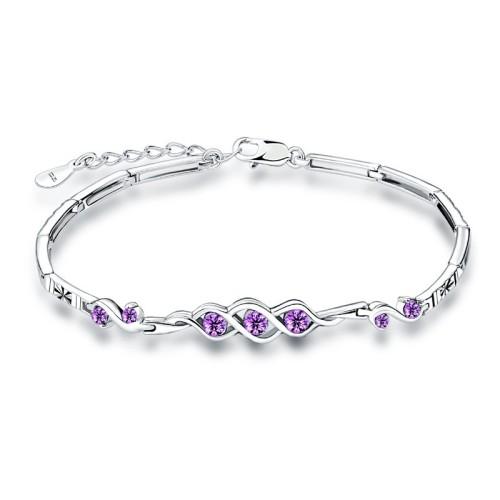 silver bracelet MLL28