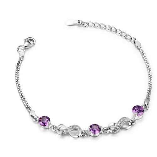 silver bracelet MLL17