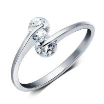 silver ring MLK36