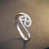 silver ring MLR239i(juxie)
