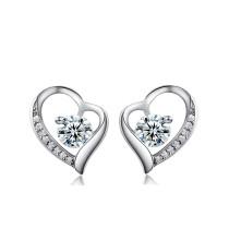 silver earring MLE116