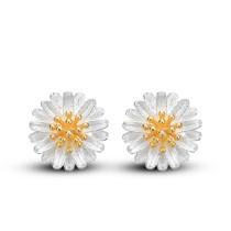 silver earring MLE166