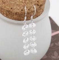 silver earring 731823