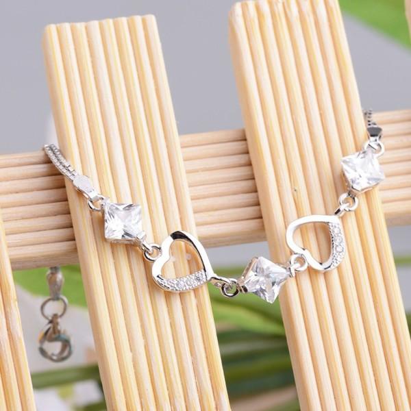 silver bracelet MLL15a