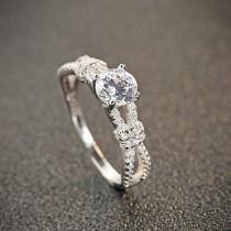 silver ring MLR167