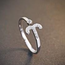 silver ring MLR239c(baiyang)