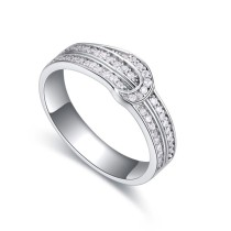 silver ring 22284
