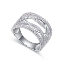 silver ring 22288