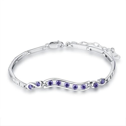 silver bracelet MLL27a