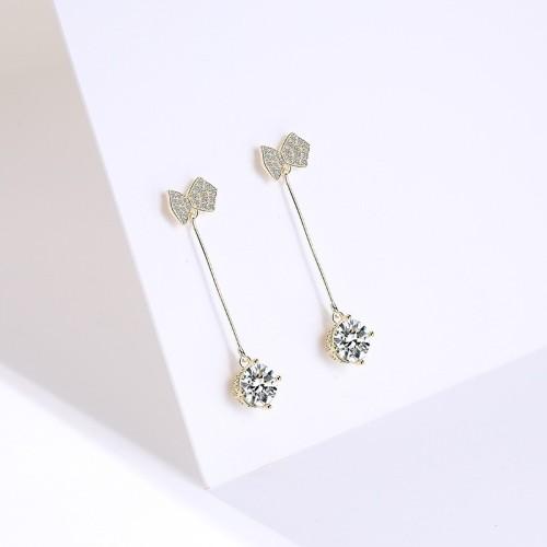 silver earring MLE1850
