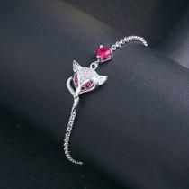 silver bracelet MLL105