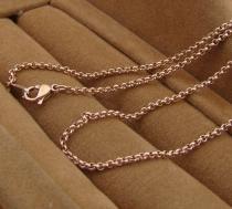 Distribution chain ( Rose Gold)(珍珠链)