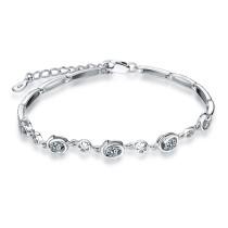 silver bracelet MLL29
