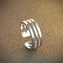 silver ring MLR213w