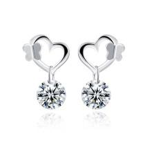 silver earring MLE06