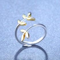 silver ring MYK162
