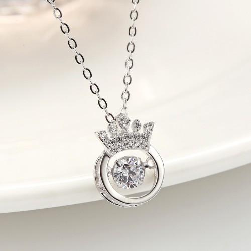 silver heart pendant 872