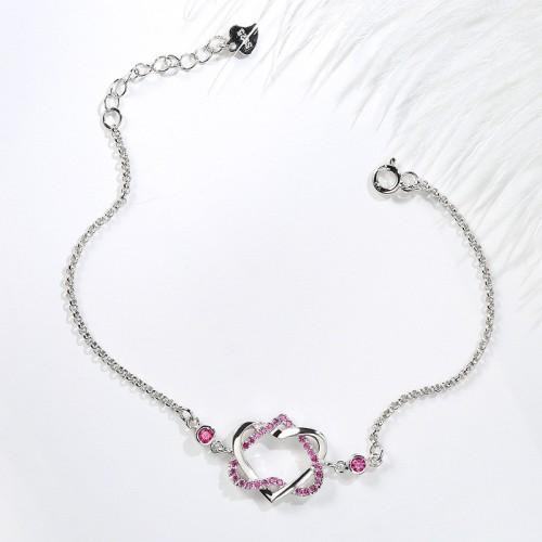 silver bracelet MYB224