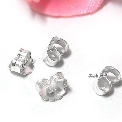 silver ear plug(30pr)