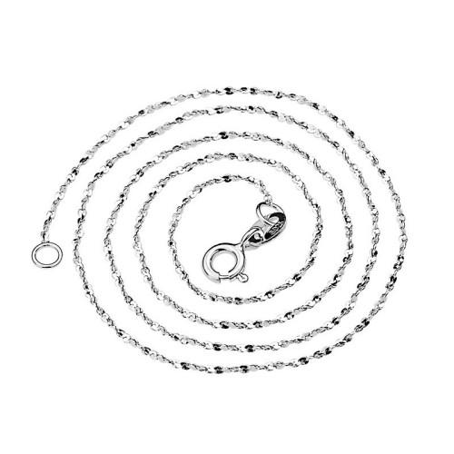 silver chain MLPL4(18 )