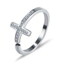 silver ring MLK72