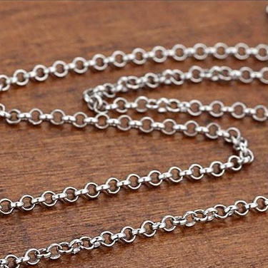 Distribution chain(Platinum plating)(珍珠链)