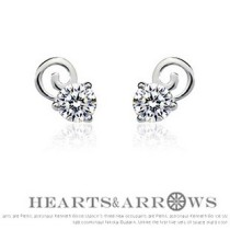 silver earring 710169