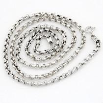 silver chain5T0002(20\ )3mm