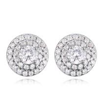 silver earring 22541