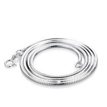 silver necklace MLA201506(18')