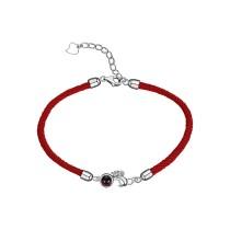 silver bracelet MLL143