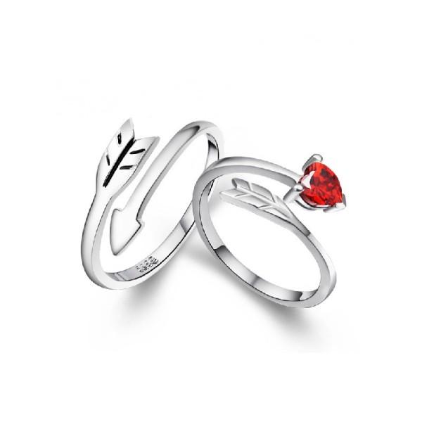 silver ring MLK18