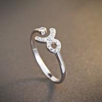 silver ring MLR239a(jinniu)