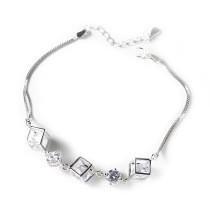 silver bracelet MLB204
