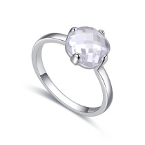 silver ring 22451