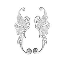 Silver Butterfly Earrings 246