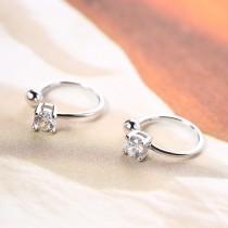 Ear clip earring 548