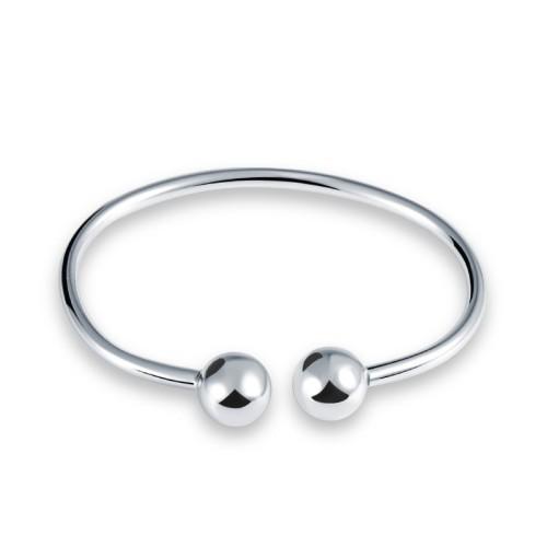 silver bangle MLL83