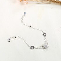 silver bracelet MLL140a