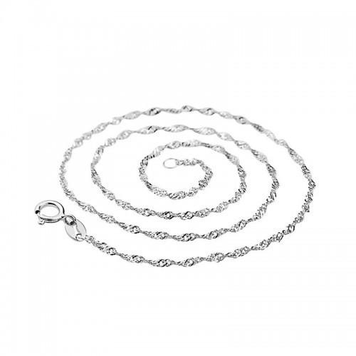 silver chain MLPL1(16 0.96g)