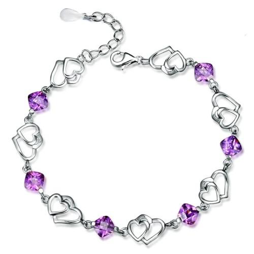 silver bracelet MLL3