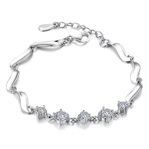 silver bracelet MLL13