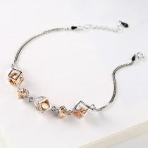 silver bracelet MLB204a